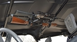 Quick-Draw™ Overhead Gun Rack for 2013 Crew Cab UTV's with 27