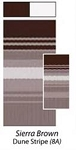Carefree of Colorado Standard Vinyl Universal Replacement Fabric 15 Foot - Sierra Brown with White Weathergaurd