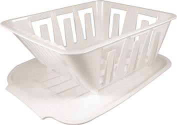 Dish Drainer White, A77001