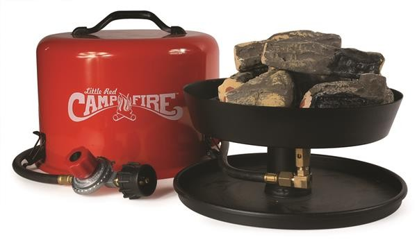 Little Red Portable Campfire, 58031