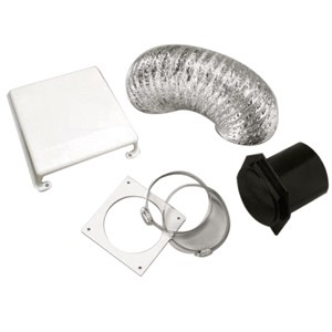 Washer/ Dryer Vent Installation Kit, VID401A