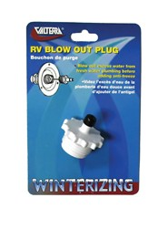 Water System Blow Out Plug, P23500VP