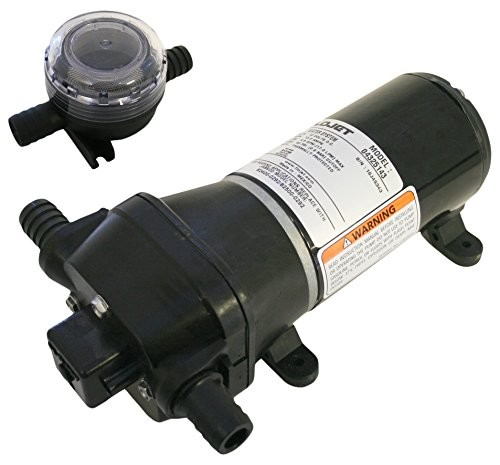 FloJet 4.5 GPM Water Pump, 04325143A