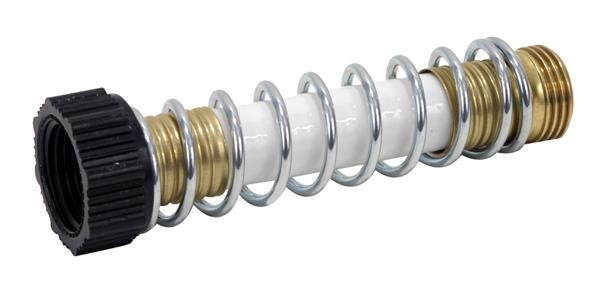 Fresh Water Hose End Protector with Spring, A01-0040VP