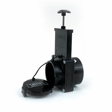 Waste Valve For RV Black Water System, T50