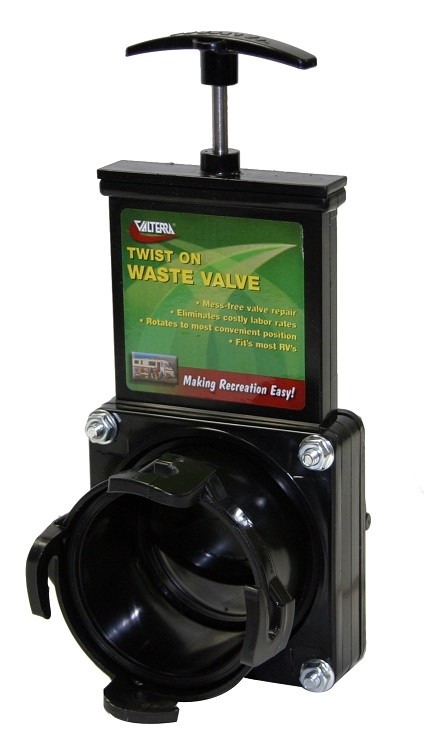 Valterra Twist on Waste Valve