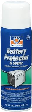 6oz Can Permatex Battery Cleaner, 80370