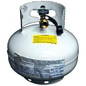 11lb Propane Tank Without Gauge, 10393.1