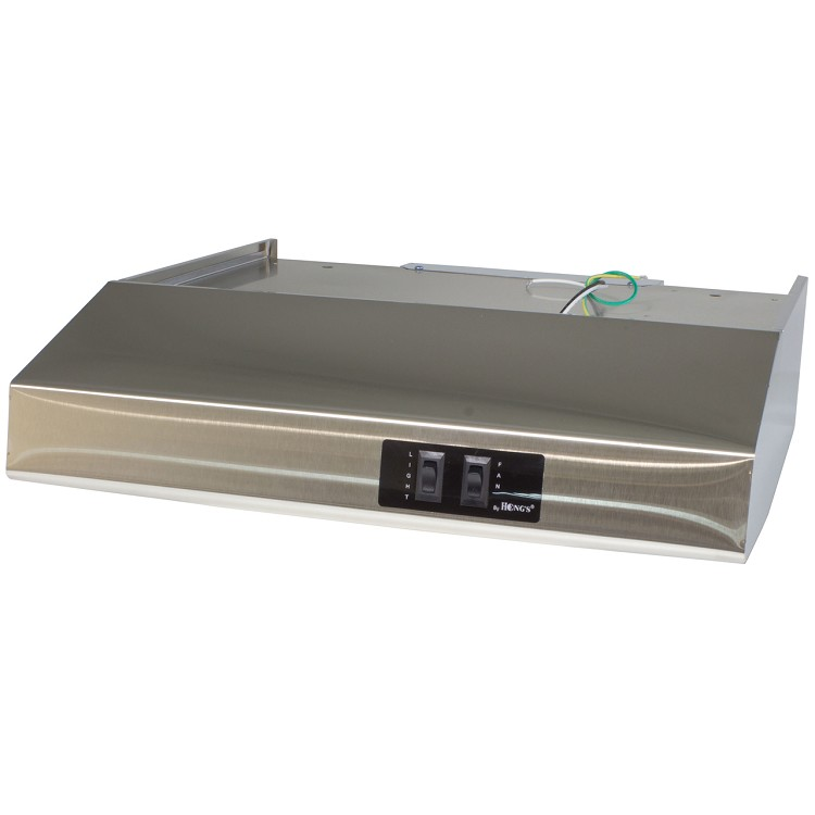 Stove Vent Hood Brushed Stainless Steel, R0424500-C1