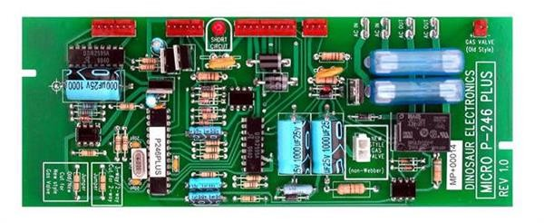 Replacement Circuit Board for Dometic Refrigerator, Dinosaur MICRO P-246 PLUS
