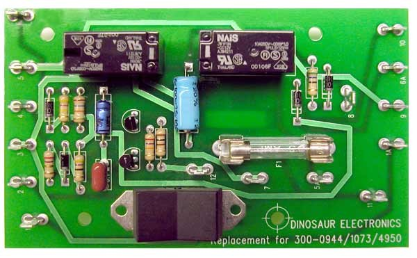 Dinosaur Electronics replacement power supply board for Onan Circuit Board 300-1073 or 300-4950