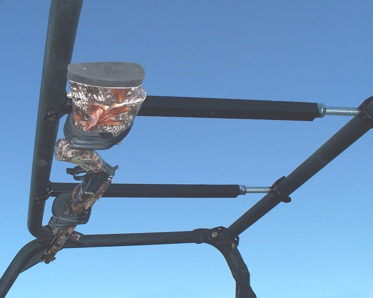 "Tallman Overhead Gun Rack for UTV's 23-28"" Rollbar Depth"